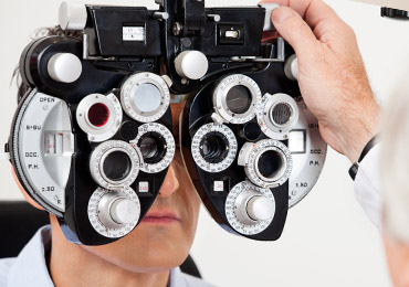 Vision and Eye Health Examination